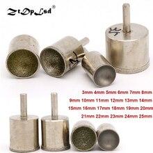 1 шт., 6 мм хвостовик, алмазная шлифовальная головка, смонтированные точки, сферическая вогнутая Нефритовая резьба, заусенцы ДЛЯ роторного инструмента, мелкий необработанный песок, полировщик