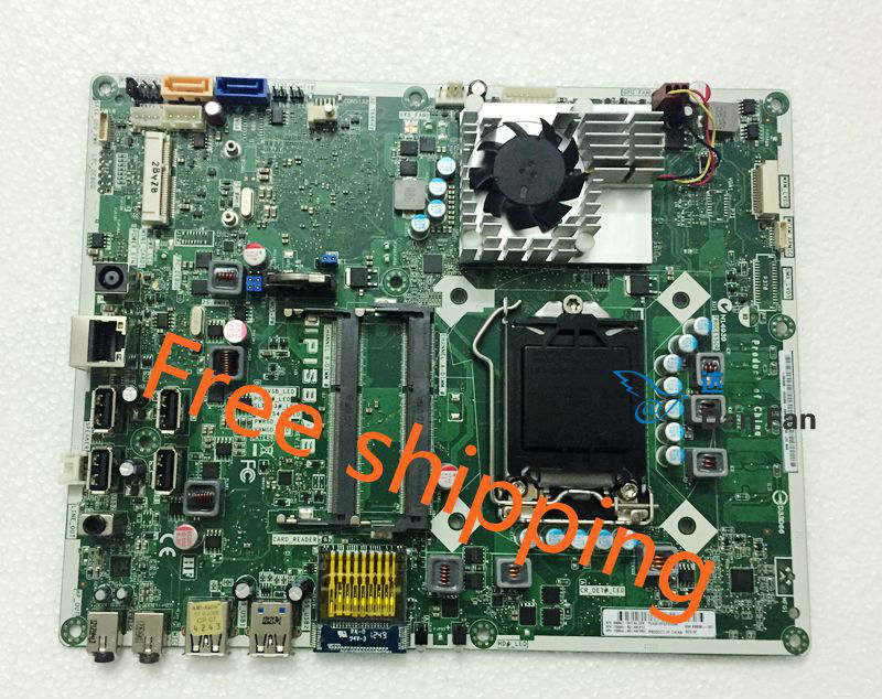 696941-001 For HP Pavilion 23 23-1026cx AIO Motherboard 700544-501 IPISB-AB Mainboard 100%tested Fully Work