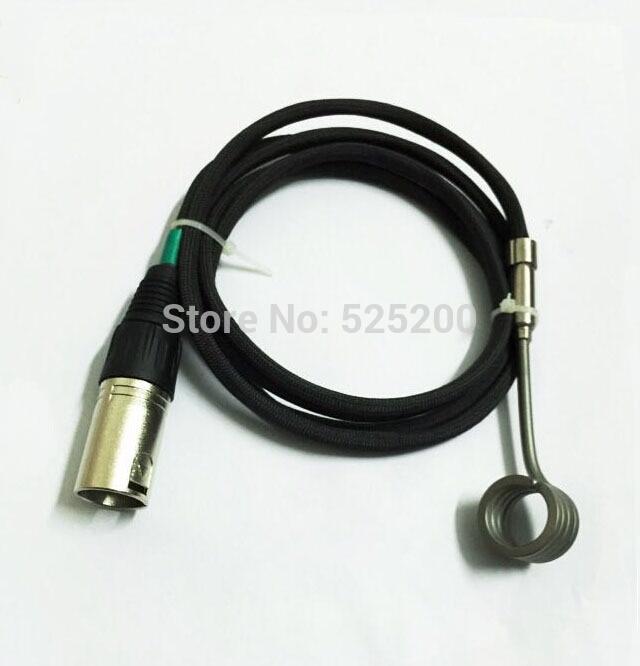 50pcs ID.15.8mm,Height12.7mm,120V100W,D-nail Coil Heater,Thermocouple K,Kevlar Sleeve with XLR 5 pin Male Plug niko 50pcs chrome single coil pickup screws