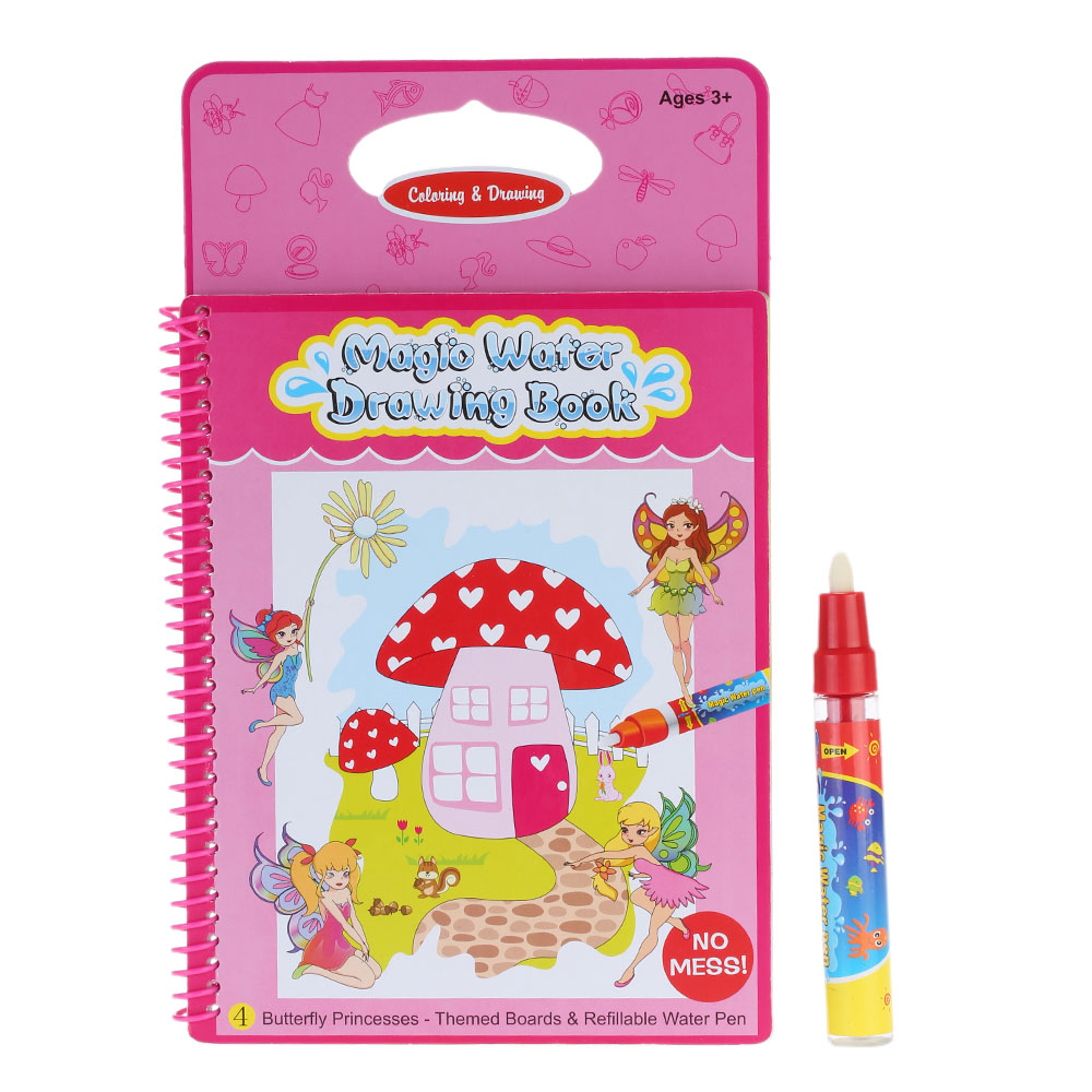 No Ink Drawing Toy Educational Toy For Children Non toxic Magic ...