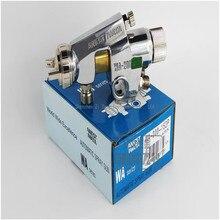 Бесплатная доставка anest ивата автоматический пистолет краски пистолет WA-200 для большого количества paitting 1.2/1.5/1.8/2.0/2.5 ММ сопла