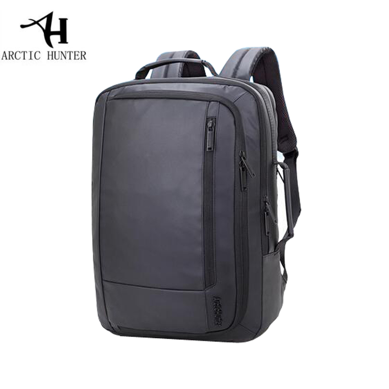 15.6 inch Laptop Backpack Mens Work Business Backpacks Casual Travel Shoulder Bags Black Waterproof Rucksack best laptop backpacks cool mens custom rucksack back pack womens college computer backpack bags for man business travel work