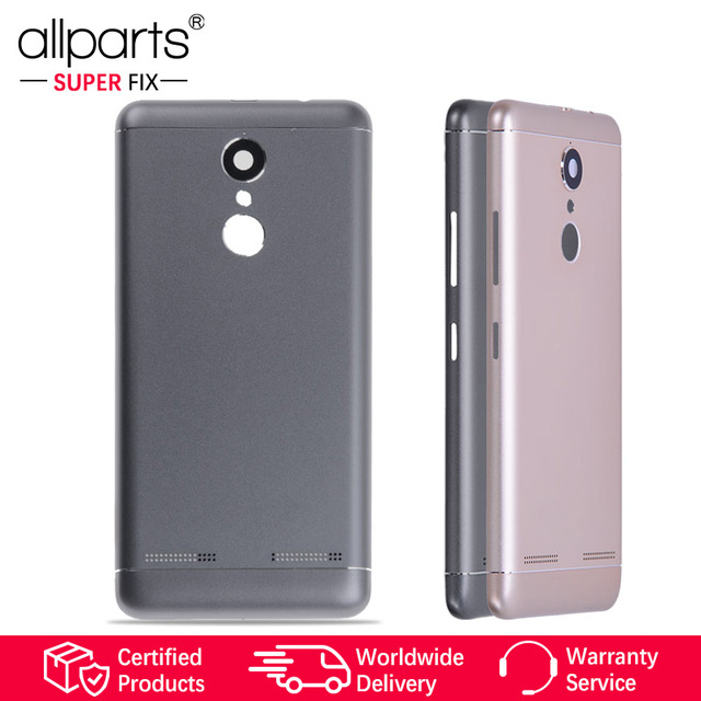 pretty nice 4a654 3c904 US $7.8 |Original Rear Back Housing For Lenovo K6 Power Back Cover Battery  Door Case K33a42 k33a48 with Camera Lens Replacement Parts-in Mobile Phone  ...