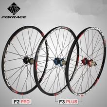 FOXRACE MTB Mountain Bike 26 27.5 pulgadas ultra ligero de fibra de carbono grande hub 6 garras DH AM rueda Llanta Llantas de ruedas 1480g