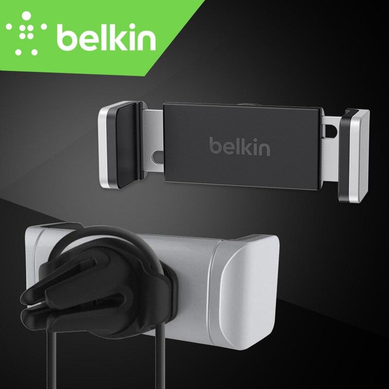 bilder für Belkin Universal-handyhalterung Ständer Auto Vent Halterung 360 Grad Rotation für iPhone 7 für Samsung S7 Huawei P9 P10 F8M879