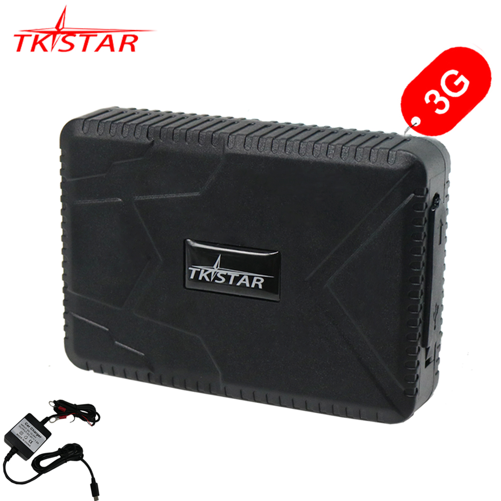 3G GPS Tracker Car TKSTAR TK915 80 Days GPS Locator Car Magnet Real time Tracking GPS
