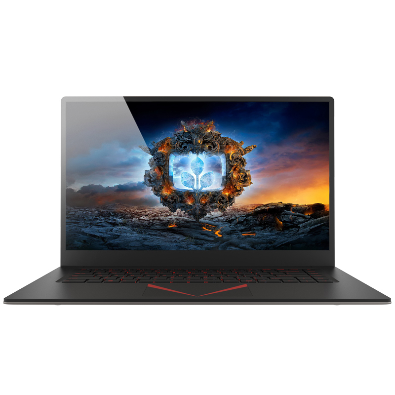 AMOUDO 15.6inch 6GB RAM 256GB SSD 1TB HDD Intel Quad Core CPU Windows 10 System 1920x1080P IPS Screen Laptop Notebook Computer
