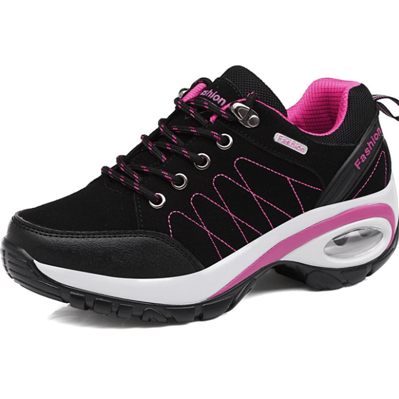 Cheap Running Shoes For Woman Baskets Femme Sneakers Women Brand Wedges Sport Shoes Woman Air Damping Light Zapatillas Mujer
