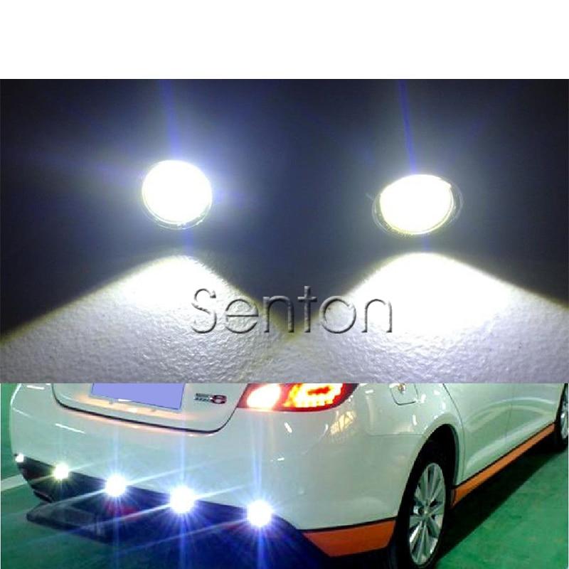 2X Car Styling 23mm Eagle Eye Light 12V For Ford Focus 2 3 1 Fiesta Mondeo Kuba Ecosport For Mini Cooper R56 R50 R53 F56 F55 R60