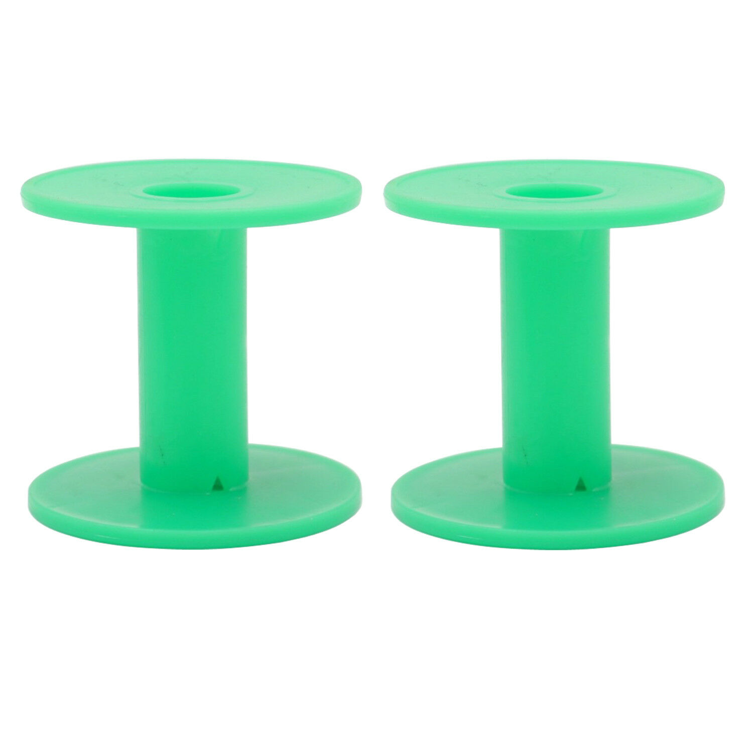 2PCS WIRE BOBBIN ROUND COIL 69x71mm ABS Plastic SHELF For Frequency Divider Speaker Crossover Wire Transformer Inductor DIY