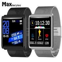 Smart Bracelet N98 Wristband Sport Watch Waterproof Blood Pressure Heart Rate Monitor Smartwatch Fitness Tracker Band 10pcs/Lot
