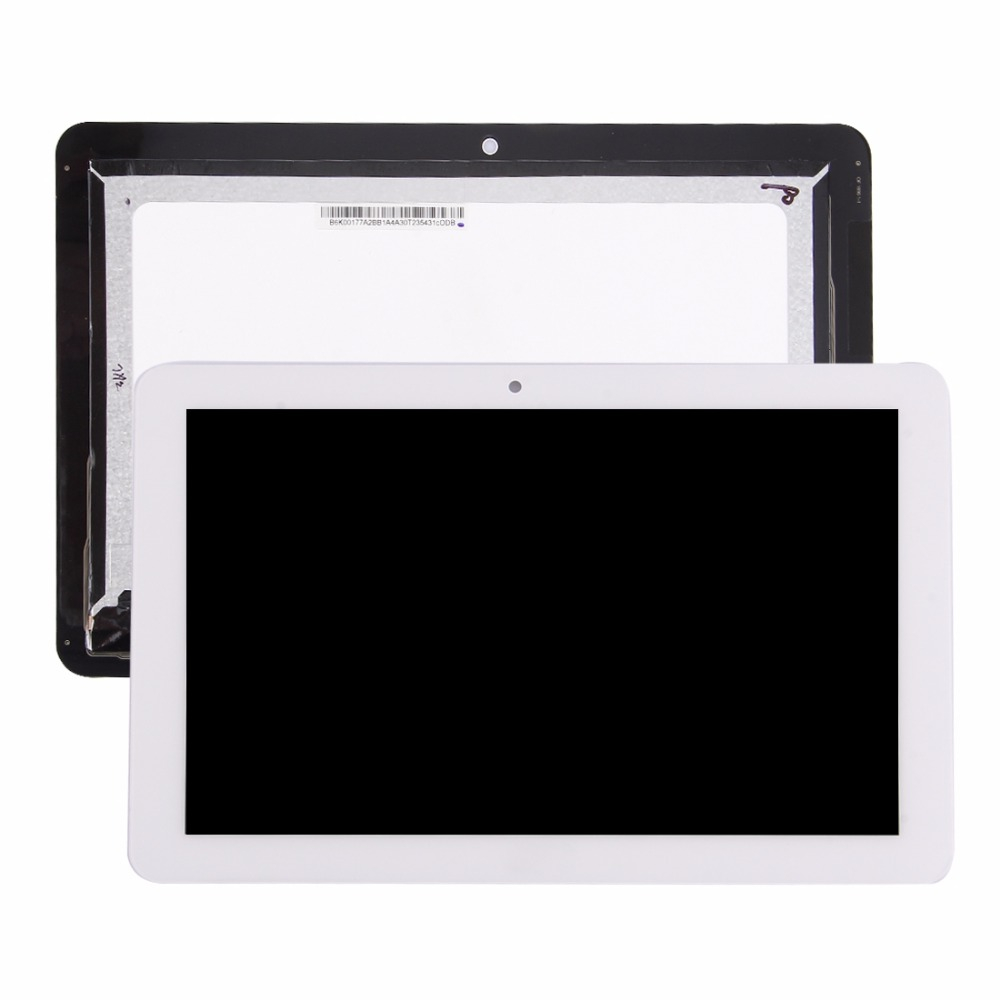 LCD Screen and Digitizer Full Assembly for Acer Iconia Tab 10 A3-A20 / 101-1696-04 V1 LCD Screen and Digitizer Full Assembly for Acer Iconia Tab 10 A3-A20 / 101-1696-04 V1