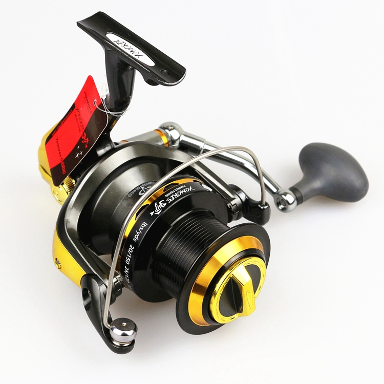 aliexpress : buy 8000 9000 big game sea fishing salwter, Reel Combo