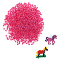 2017 New Baby Child Toy Gift 1000pcs 5mm Beads Crafts Toy for Kids Children's Creative Educational Toys Model Building Kits FCI#