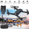 S168 RC Drone Toys Quadcopter Remote Control 6 Axis Gyro 2.4GHz 4CH HD Camera2MP 720P Wide Angle, 0.3MP Headless Mode 3D Flip