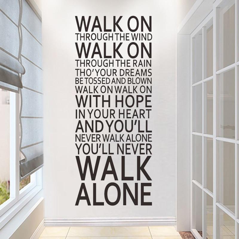 ποτέ δεν θα περπατήσετε μόνη - Διακόσμηση σπιτιού - Φωτογραφία 2