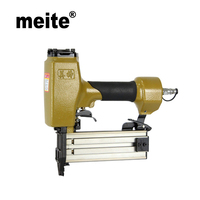 Meite FST50 16 gauge 2 in 1 design t nail and steel nail gun pneumatic air tools for windows and doors Jun.14 Update tool