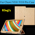 Original High quality PU case for Chuwi vi10 10.6 inch Tablet PC,for Chuwi vi10 Pro case cover Freeshipping +hot 3 gifts