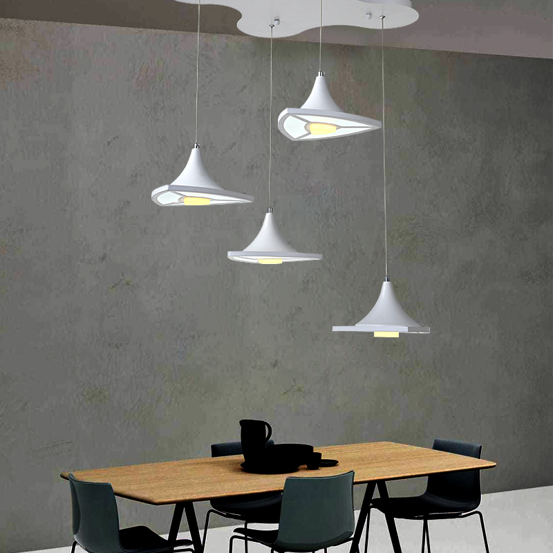 Modern Simple restaurant Ceiling Chandelier Lighting Counter Office Meeting Room Creative Personality Chandeliers LED Lights modern crystal chandelier led hanging lighting european style glass chandeliers light for living dining room restaurant decor