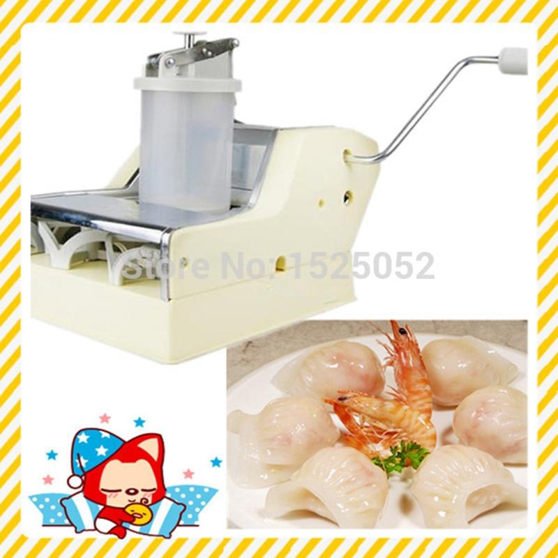 Manual Dumpling Machine free shipping to Asia