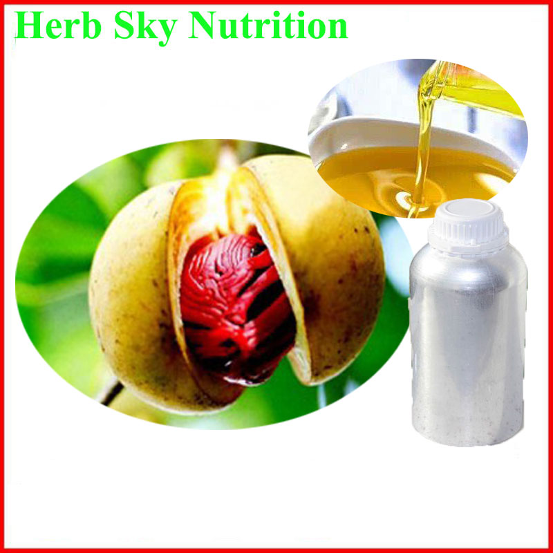 100% natural& pure nutmeg oil with free shipping, 99% 100% natural