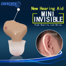 Factory Outlet Hearing AID High Quality Mini Invisible AIDS Volume Adjustable Aparelho Auditivo Low Noise Audifono