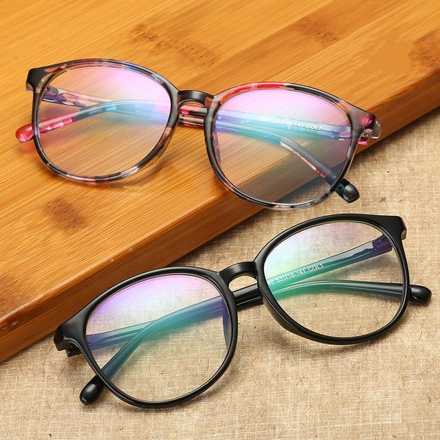 5686eabd85e Brand Eyeglasses Computer Glasses Frames Men Women Computer Anti UV Eyewear  oculos de grau Prescription Myopia Spectacle Frame