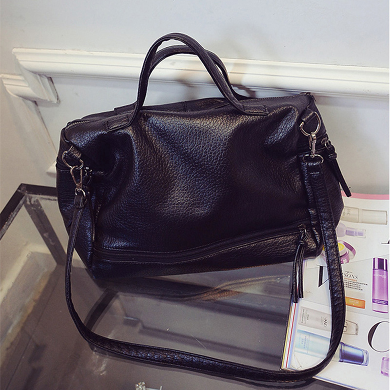 Black Leather Handbags On Sale | Luggage And Suitcases