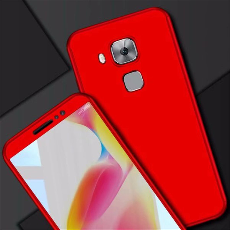 Howanni 360 Degree Full Case For Huawei G9 Plus Case 5.5 PC Cover For Huawei Maimang 5 Huawei Nova Plus Case Cover Protect Shell