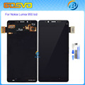 High quality Replacement for Nokia Lumia 950 lcd display with touch screen digitizer assembly black color 4.8 inch+free tools