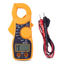 Hoge Precisie Digitale MT-87 Stroomtang Stroomtang AC DC Ampèremeter Multimeter Voltmeter multifunctionele Diode Fire Wire Tester(China)