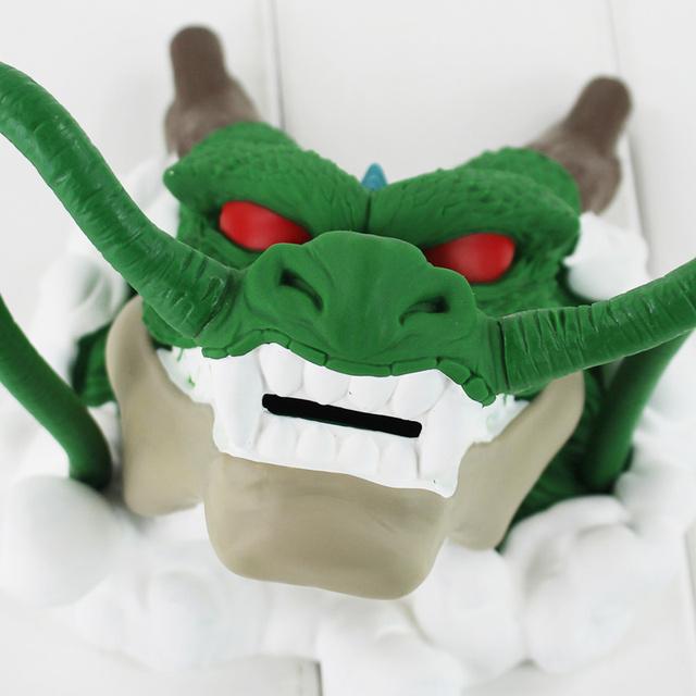 16 cm Dragon Ball Z Dragon Shenron Head PVC Figure