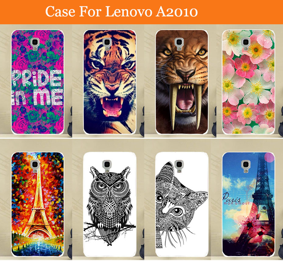 new arrival 79a34 046a7 US $1.9 |New Arrival Case Model Hard Back Cover for Lenovo A2010 A 2010  Case Phone Back Cover for Lenovo A2010-in Half-wrapped Case from Cellphones  & ...