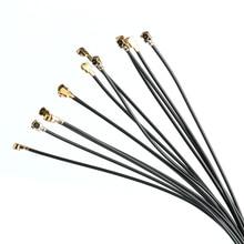 5 шт. IPX IPEX u. fl женский 1,13 мм соединительный кабель с одной головкой разъем адаптера 15 см IPX 1,13 Кабель