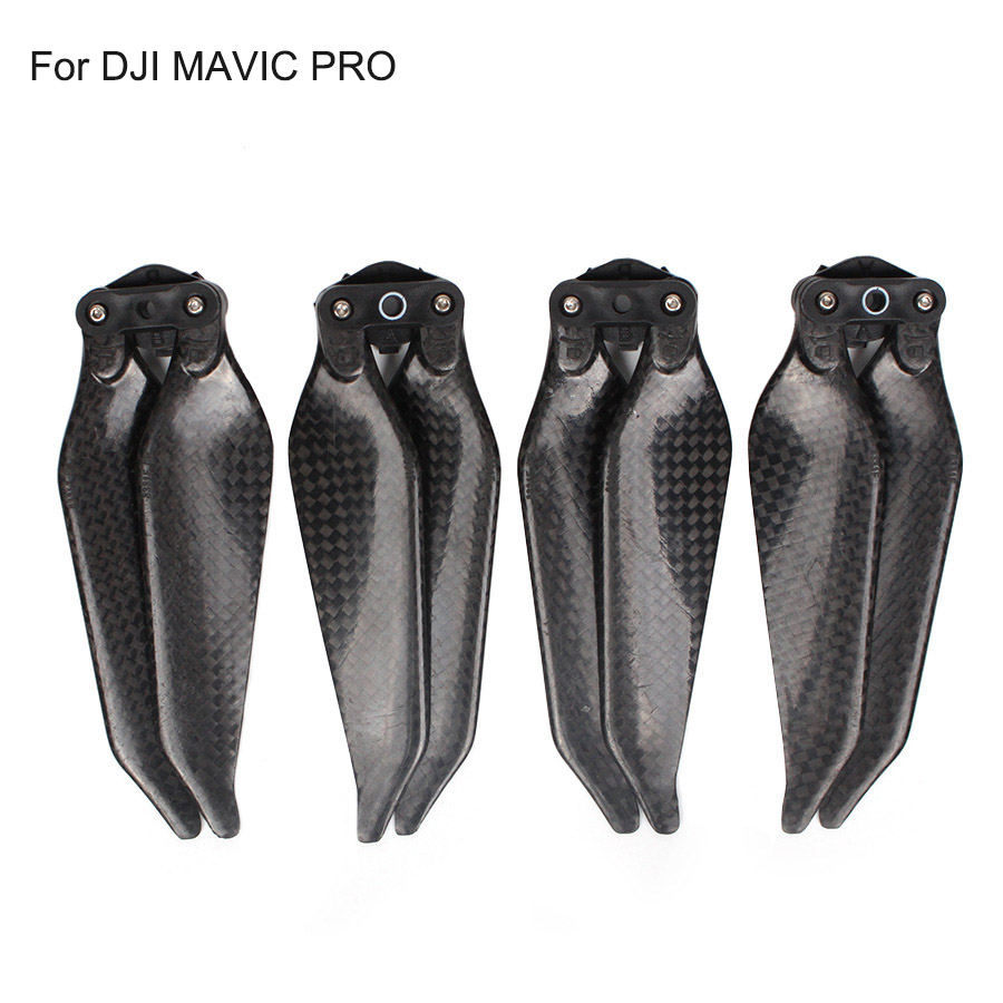 New Arrival 8331F Foldable Low-Noise Propellers Full Carbon Fiber 8331 Propeller for DJI MAVIC PRO & Platinum Drone Accessories