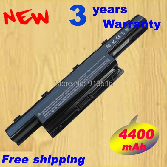 5200mah Laptop Battery For Acer Aspire 5736Z 5736ZG 5741 5741G 5741Z 5742 5742G 5742Z 5742ZG 5750