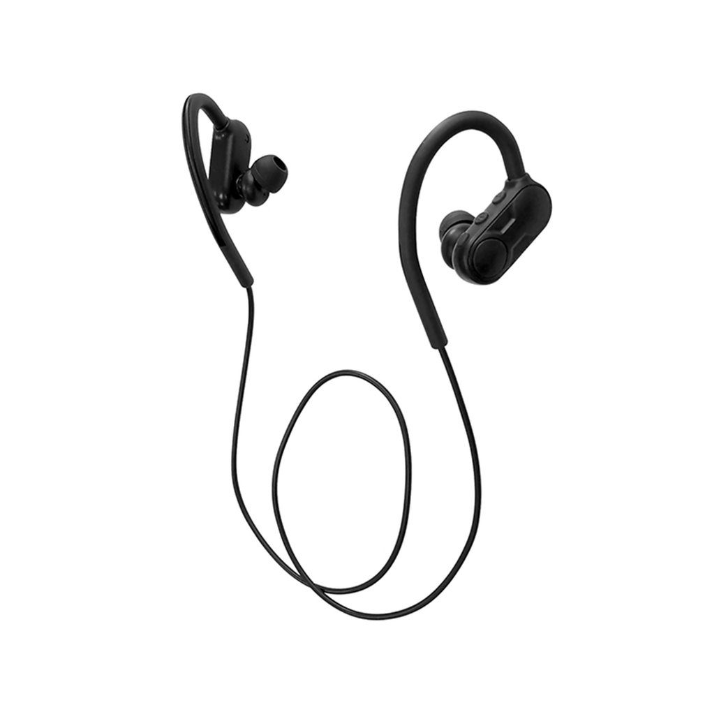 D-40XHeadset Wireless Ear Hanging Headphone Earbud For mobile Phones Flat Other Devices