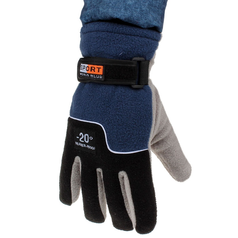 T Windproof Men Thermal Warm Winter Motorcycle Snow Snowboard Gloves Female Mitten Warmer Guantes Mujer Wholesale17