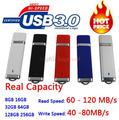 Más barato DEL USB 3.0 USB Flash Drive de 512 GB 256 GB Pen Drive 64 GB 1 TB Pendrive 64 GB USB Stick 128 GB De Disco En Clave 16 GB Regalo Regalos
