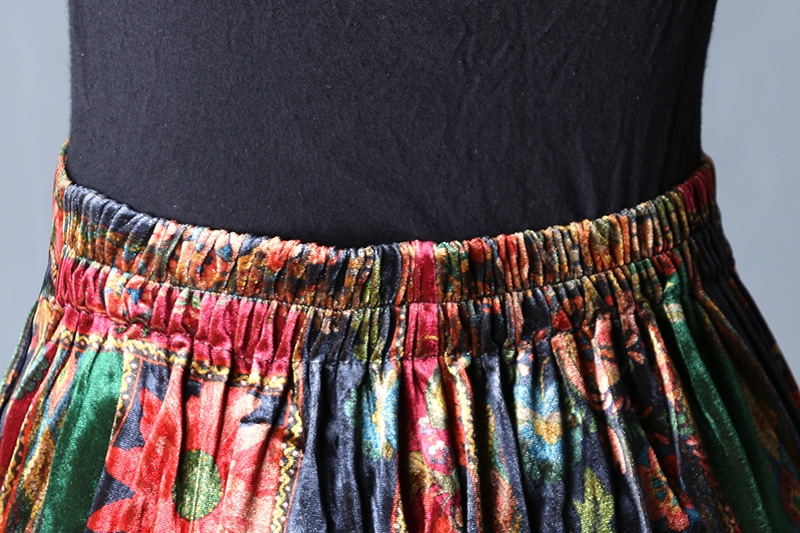 Mujer Impresión De Classical Harem Tamaño Pantalones Pierna Sueltos 2019 Gran Suelta Primavera Patter Delgada Ancha Patrón PAOUxqTwA1