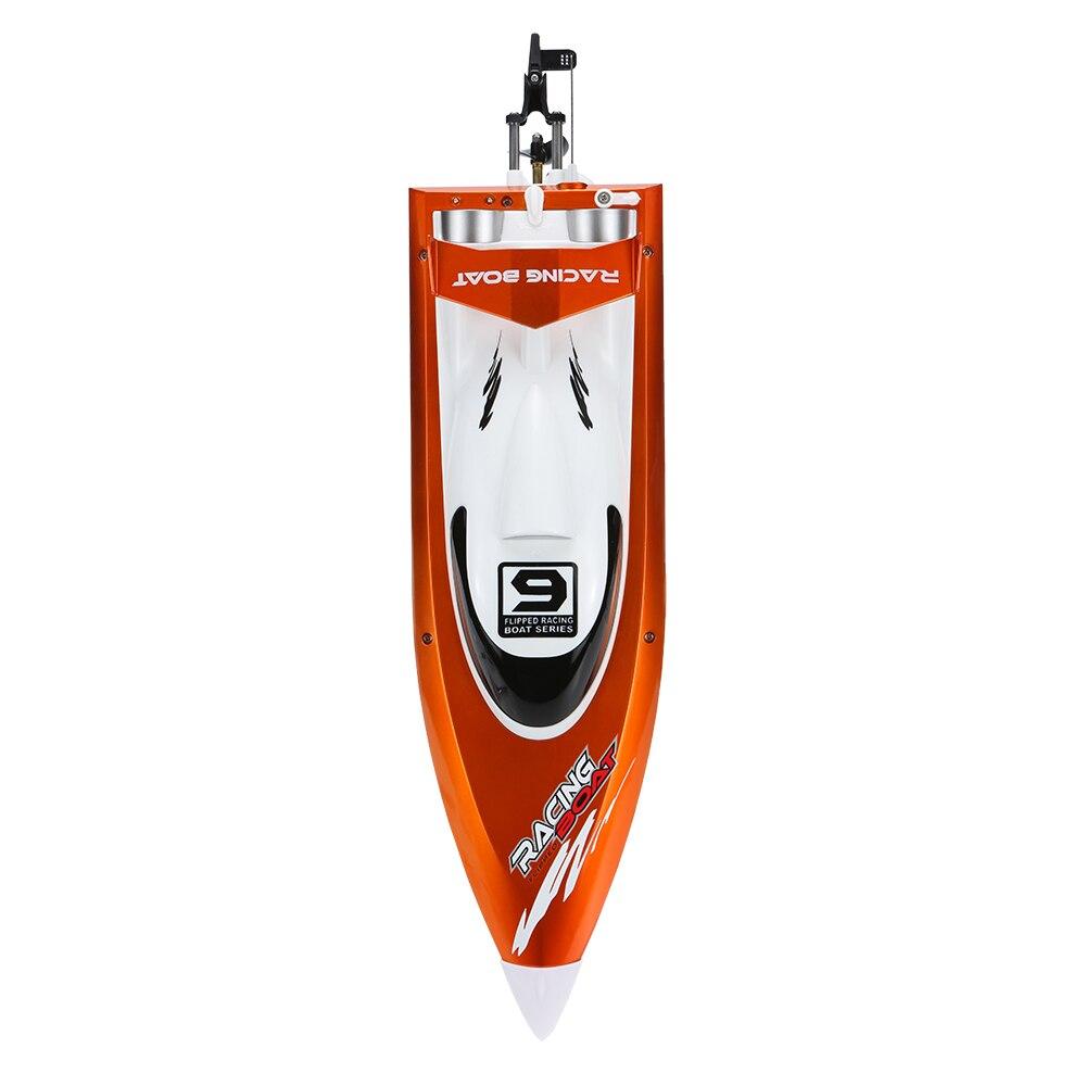 RC Speedboat FT009 2.4G 4CH წყლის - დისტანციური მართვის სათამაშოები - ფოტო 5