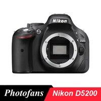 Nikon D5200 DSLR Камера-24.1MP-видео-Vari-угол ЖК-дисплей (Фирменная новинка)