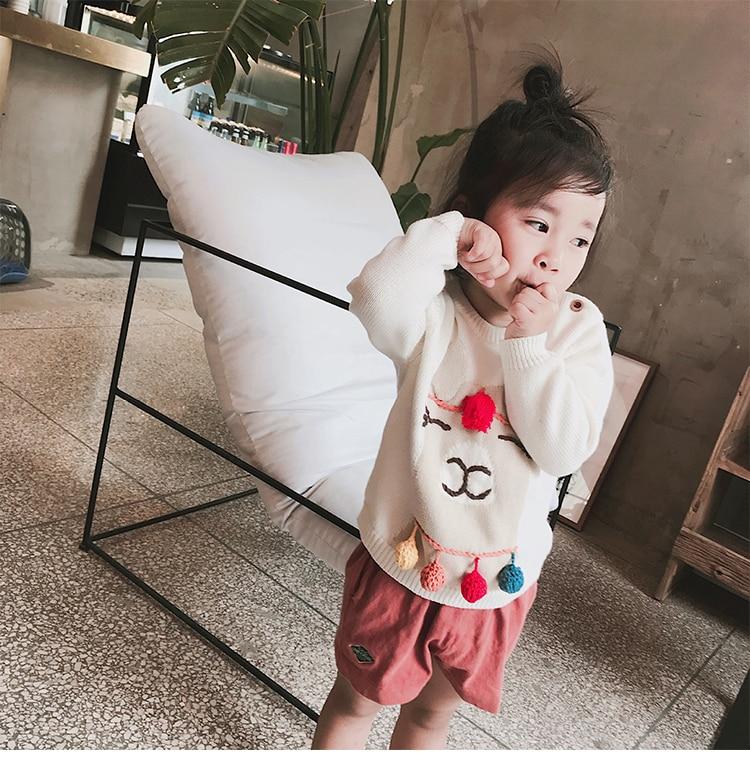 Llama Hook Ball Sweater 4