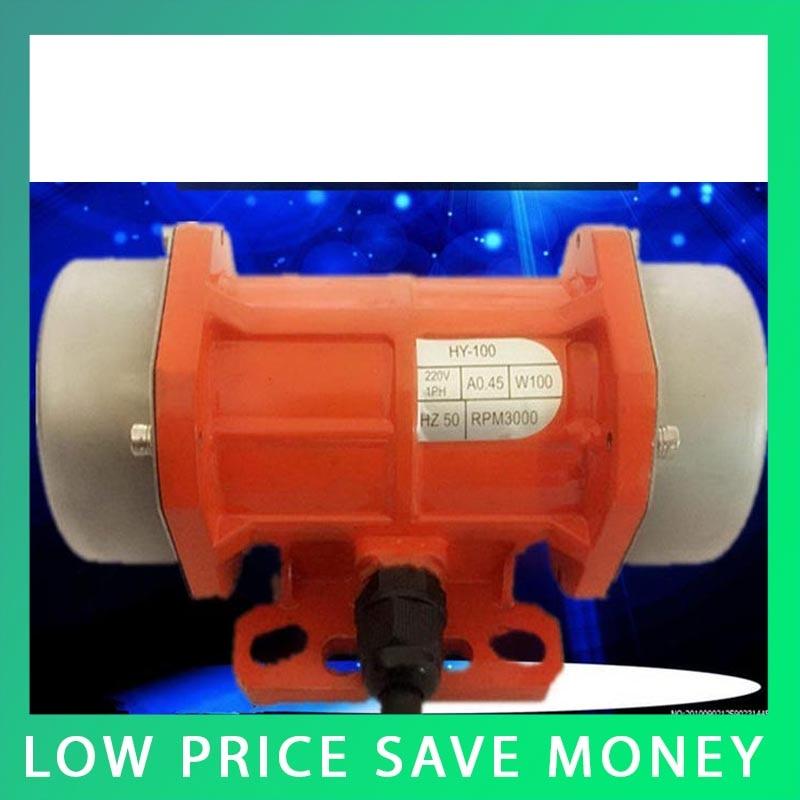 все цены на AC Small industrial Vibration Motors 90W-120W Warehouse Wall Vibrator онлайн