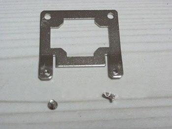 10PCS----Brand NEW bracket for wireless wifi mini PCI-E Half Size to Full Size Bracket 2 Screw