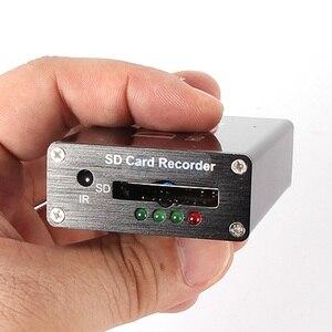 Image 3 - 1 Channel Mini CCTV DVR Support SD Card Real time Xbox HD Mini 1Ch DVR Board MPEG 4 Video Compression Color Black