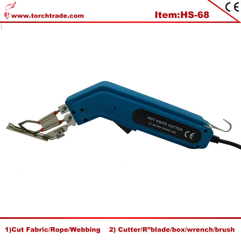 Ribbon and Fabric Cutter,Chemical Fiber Cloth Sealing Hot Knife,Cloth Electric Scissors