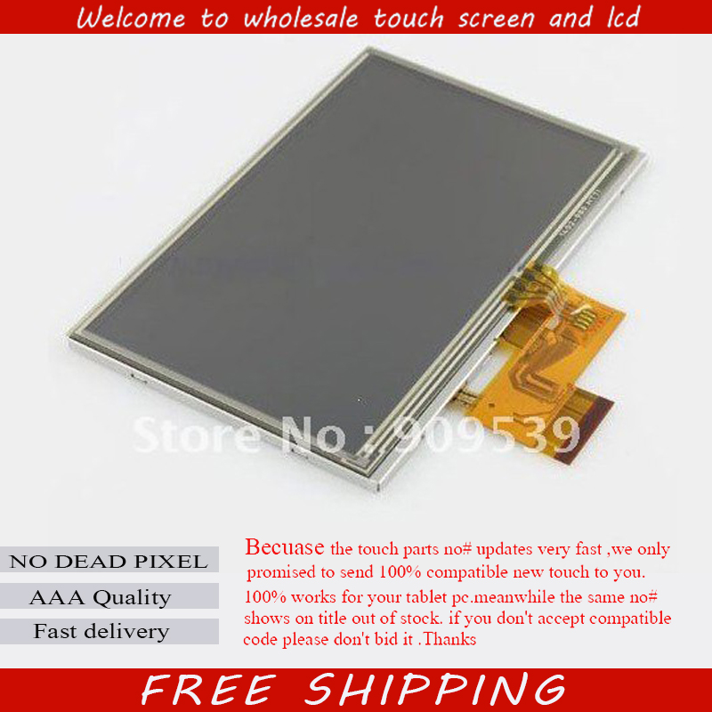 5 Inch Repair Replacement LCD Display+touch Screen Digitizer for Garmin Nuvi 2515 2545 2555 2595 2597 2597lt 2597lm 2597lmt GPS new for garmin nuvi 2597 lmt lcd and touch screen digitizer glass replacement free shipping