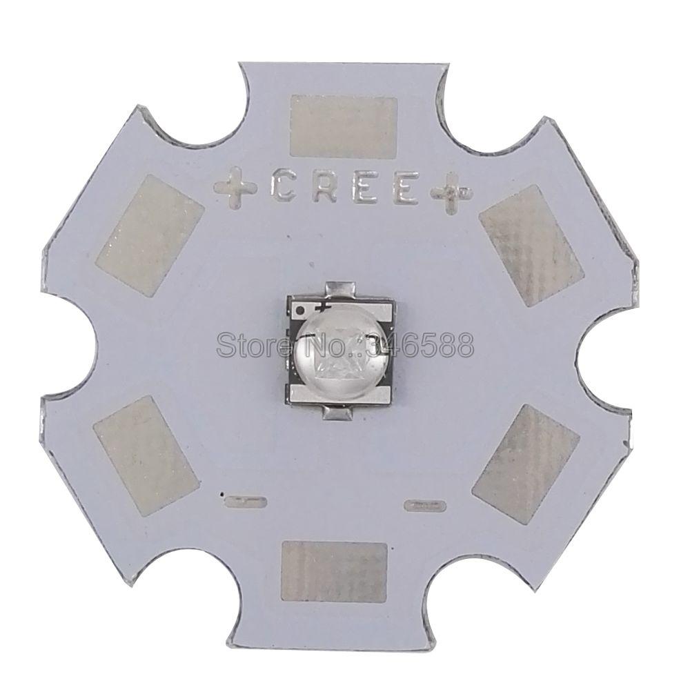10pcs / lot! Cree XLamp XT-E XTE 5W Royal Blue 450NM - 452NM LED - Pribor za razsvetljavo - Fotografija 2