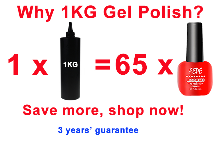 Why 1KG=65 15ml Cat Eye